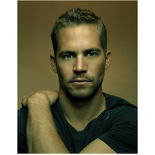 Paul Walker with Arm on Shoulder Head Shot 8 x 10 Inch Photo