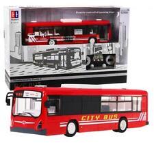 Ferngesteuertes Auto, RC Auto-Fergnesteuertes Bus, Autobus - 1:20 - 2.4GHz - Rot