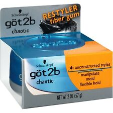 Schwarzkoft got2b restyler fiber gum 2 oz **NEW**
