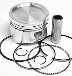 4 X ENGINE PISTON'S & RINGS - FORD COURIER PC PD PE PG PH MAZDA B2600 2.6L G6