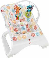 Fisher-Price Comfort Curve Bouncer Multi Color Baby Babies Bouncy Seat Chair New