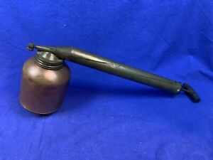Vintage Copper & Brass garden plant or Insecticide Sprayer d894