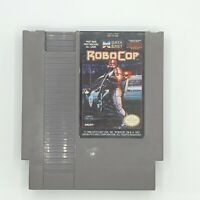 Nintendo NES RoboCop Video Game Cartridge *Authentic/Cleaned/Tested*