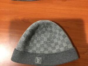 Louis Vuitton Petit Damier Beanie Hat