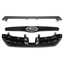 OEM 2014-2018 Subaru Forester Sport Grille Assembly Gunmetal Trim NEW J1010SG100