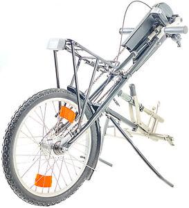 Handbike Speedy Bike Speedy-Bike Rollstuhl-Bike Rollstuhl Fahrrad   #H8