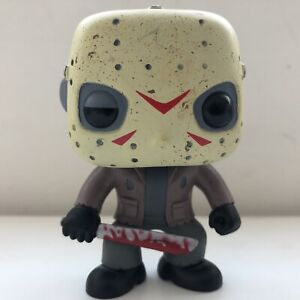 Funko Pop - Movies Jason Voorhees Friday The 13th 01 - Vaulted 2014