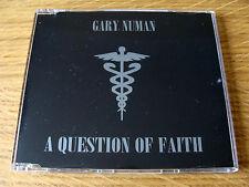 CD Single: Gary Numan : A Question Of Faith