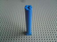 Lego Support Solid Pillar Round 2x2x11 [6168a] - Blue x1