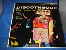 THE DOVELLS DOO WOP LP DISCOTHEQUE  STEREO [INV-24]