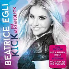 BEATRICE EGLI - KICK IM AUGENBLICK (FAN EDITION)   CD NEU