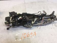 08-13 CADILLAC CTS STEERING COLUMN W/ IGNITION LOCK CYLINDER & KEY OEM 1069A S