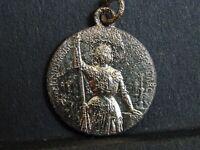 medaille religieuse Saint Jean D'arc 1.9 cm  MR 0434