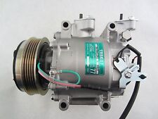 AC A/C Compressor With Clutch Sanden New Fits Honda Fit 2009-2010 Base Sport 1.5