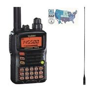 Yaesu VX-6R Tri-Band Amateur Hand-Held Transceiver with Comet Dual Band Antenna