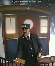 Polar Express Punched Ticket and BELIEVER Bell Gift by SCT ~ LIMITED QUANTITIES