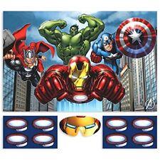 Amscan Avengers Fête Jeu