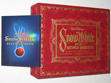 SNOW WHITE AND THE SEVEN DWARFS Blu-ray 3-Disc Collector's Edition Steelbook Set