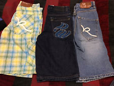 Excellent Lot If 3 Boys Rocawear Shorts 10
