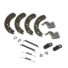Super Rear Brake Kit With Wheel Cylinders Shoes Springs for MG TD TF