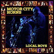 The Motor City Horns - Local Boys [New CD]