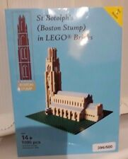Lego Bright Bricks Boston Stump *Rare Set* Only 500 Made In the World!!