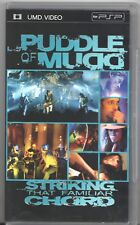 Video Game - Sony PSP - PUDDLE OF MUDD: STRIKING THAT FAMILIAR CHORD - UMD Video