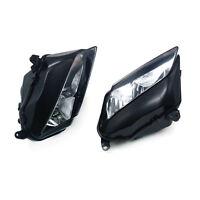 Motorcycle Headlight Headlamp Head Lights Lamp Assembly For Honda CBR600RR 07-12
