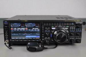 YAESU FTDX101D HF 50 TRANSCEIVER  in BOX            #J