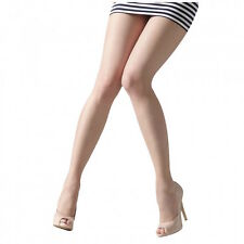 Gipsy Open Toe Tights. 7 Denier. Natural Glow, Chocolate. 82% Nylon 18% Elastane