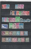STAMPS-MARKET,GERMAN  1948 ISSUES , HIGH CAT STAMPS   REF 516
