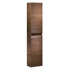 *Clearance* Tavistock 'Groove' Tall Wall Mounted Bathroom Cabinet Cupboard