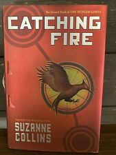 LIKE NEW Catching Fire - Suzanne Collins: 1st Edition (Hardcover, 2009) 2200