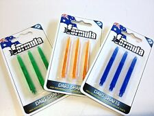 3 x Sets LONG Plastic Dart Board Dart Shafts Stems Big Range Of Dart in Store.