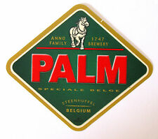Palm Brewery PALM - SPECIALE BELGE beer label BELGIUM