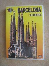 44307//BARCELONA & FUENTES DVD  EN TBE MULTILANGUES