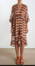 Summer Silk Casual Dresses for Women