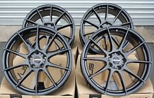 "18 "" Alufelgen Novus 02 Gb Passend für Ford Transit Connect Edge Escape"