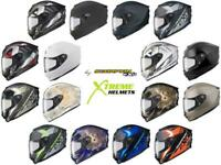 Scorpion EXO-R420 Helmet Removable Liner Air Flow DOT SNELL M2015 XS-2XL