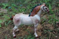 Hagen Renaker Archives Test Color Cinco Draft Horse