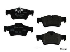 Disc Brake Pad Set-Textar Rear WD Express 520 11220 375