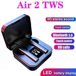 Écouteur Bluetooth Sans Fil Stéréo In-ear  Sport Oreillette Pour Telephone