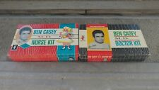 Transogram ben casey doctor and nurse kits