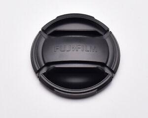 Fujifilm X 62mm Pinch Style Front Lens Cap (#9319)