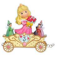 Precious Moments Disney Princess Parade Aurora -Age 3, 3rd Birthday #104405