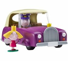 Ben and Holly's Little Kingdom The Royal Limousine with Princess Holly Figure