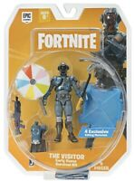 Fortnite Early Game Survival Kit with The Visitor Action Figure - 4 Piece