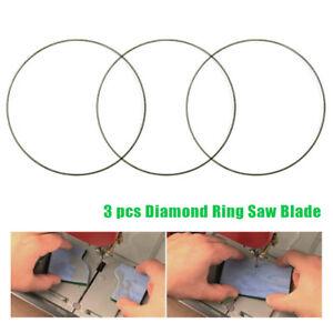 Ø143mm Diamond Coated Band Saw Blade Tool for Diamond Band Saw CRL  #140-#170