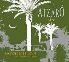 ATZARO IBIZA SOUNDSCAPES VOL.4 2 CD NEW! VARGO/GOLOKA/OHM/GREEN RABBIT/+