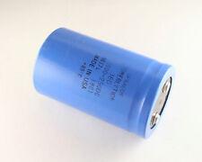 1x 2000uF 250V Large Can Electrolytic Aluminum Capacitor Powerlytic 2,000uf